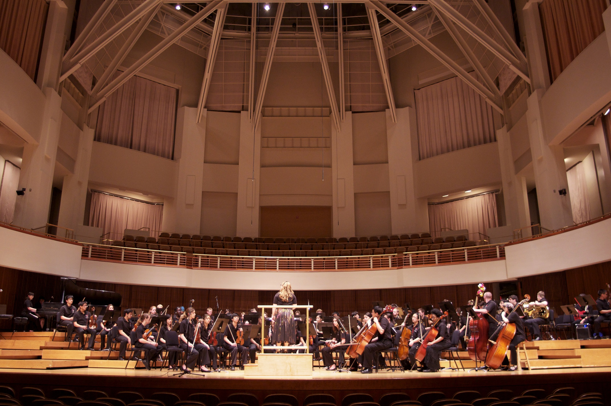 The Gamer Symphony Orchestra at the University of Maryland